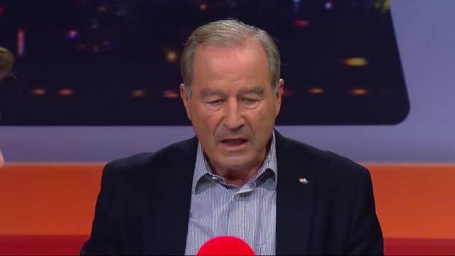 Talk Altersguillotine für Politiker: Reimann über die Möglichkeit einer Senioren-Bewegung
