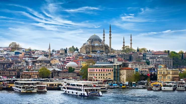 Istanbul, Türkei.