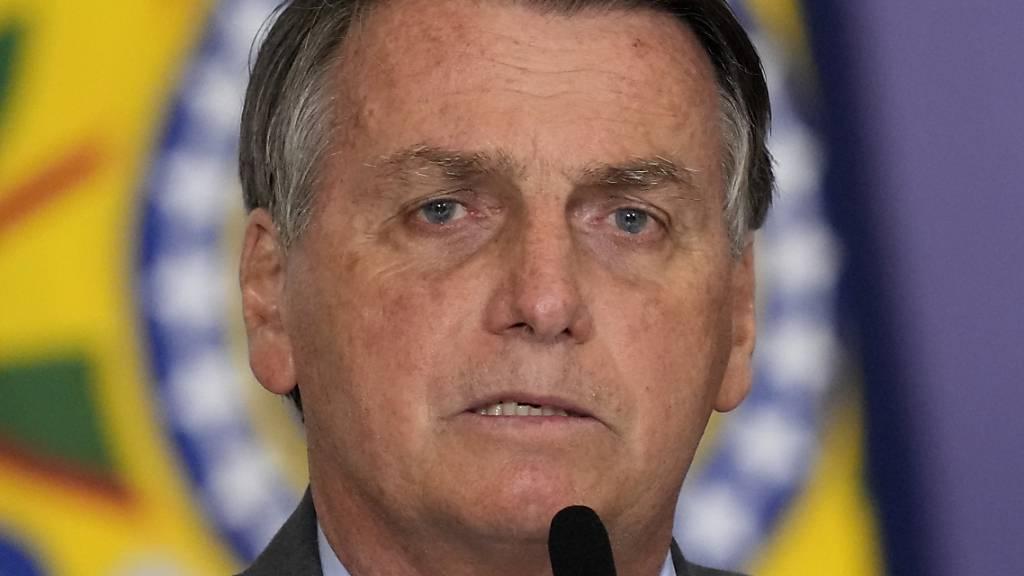 Brasiliens Oberstes Gericht ermittelt gegen Präsident wegen Fake News