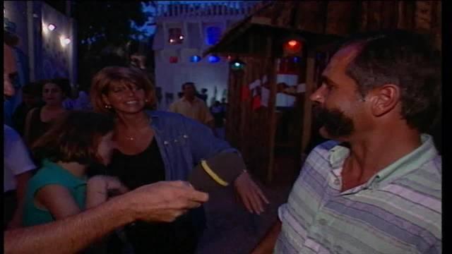 Aufgefallen an der Badenfahrt 1997: ein Herr mit imposantem Schnauzer