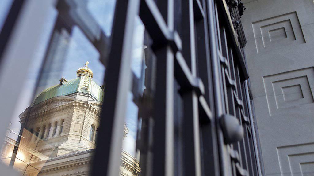 Schweizer Parlamentsmitglieder können sich mit Fragen zum Thema sexuelle Belästigung künftig an eine unabhängige Fachstelle wenden. (Themenbild)