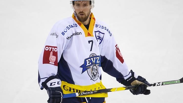 Der Kanadier David McIntyre setzt seine Karriere in Lugano fort