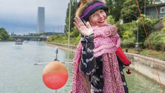 "Anmari Wilis letzte Fahrt durch Basel: ""Lorin"" unterwegs nach Mulhouse"