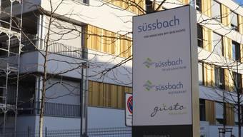 Das Pflegezentrum Süssbach an der Fröhlichstrasse ist aktuell nur teilweise geöffnet.