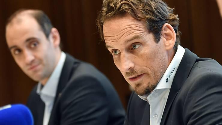 Nationalcoach Patrick Fischer bietet für den Deutschland Cup fünf Debütanten auf