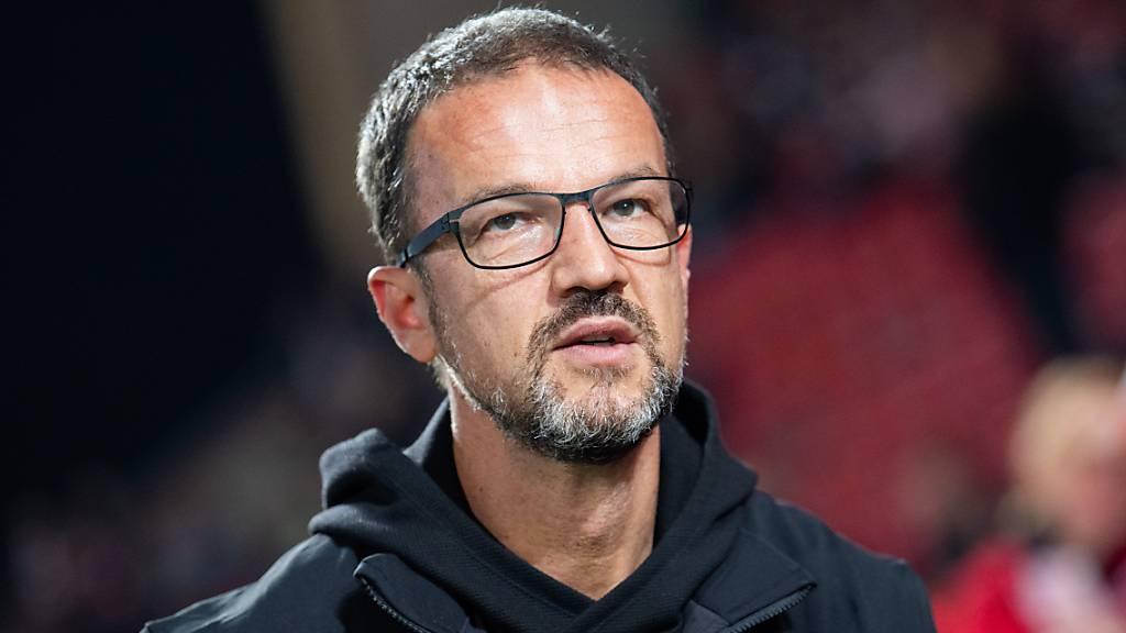 Ende einer erfolgreichen Ära: Fredi Bobic will Eintracht Frankfurt verlassen.