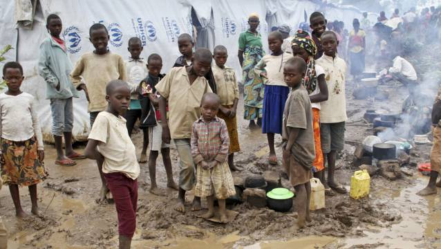 Die oft nicht sehr transparenten Migrations-Vereinbarungen sind für die EU eine Gratwanderung. Im Bild: Flüchtlingskinder in Ruanda.