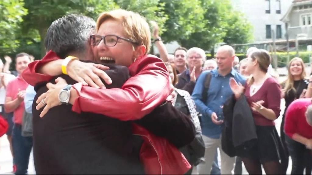 Historisch: Stefanie Ingold ist die neue Solothurner Stadtpräsidentin