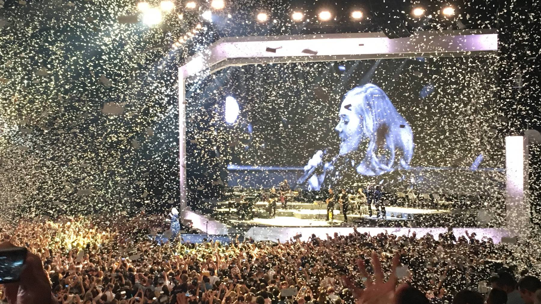 Adele lehnt Super-Bowl-Angebot ab