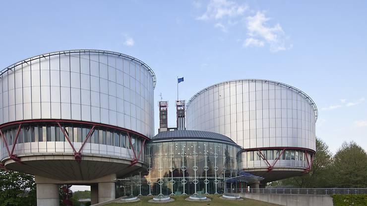 Der Europäische Gerichtshof für Menschenrechte in Strassburg (Archiv)
