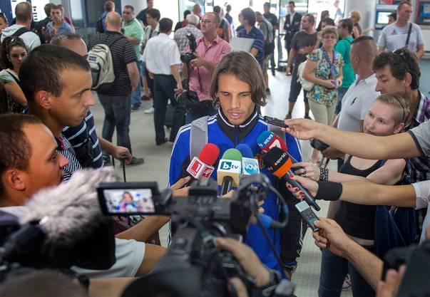 Belagert: FCB-Goalie Yann Sommer ist einer der drei FCB-Führungsspieler, die in Sofia Verantwortung übernehmen müssen. Kefalas/Keystone