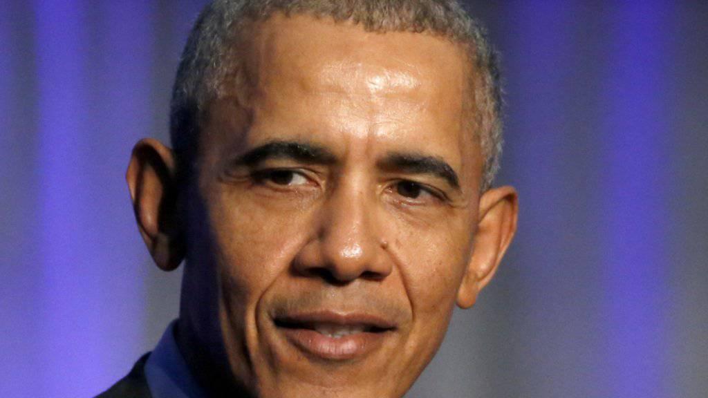 In seinem ersten Interview seit seinem Amtsende hat der frühere US-Präsident Barack Obama vor einer Spaltung der Gesellschaft durch die sozialen Netzwerke gewarnt. (Archivbild)