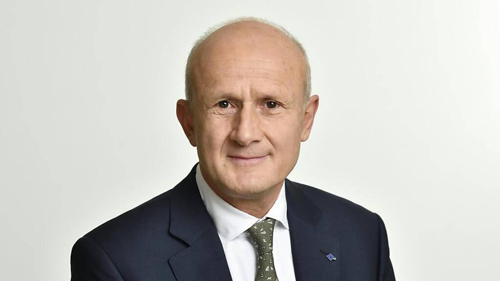 Thomas von Planta soll an der Generalversammlung Frühling das Verwaltungsratspräsidium der Bâloise-Gruppe übernehmen. Er gehört seit 2017 dem Gremium an.(Bild vom Unternehmen)