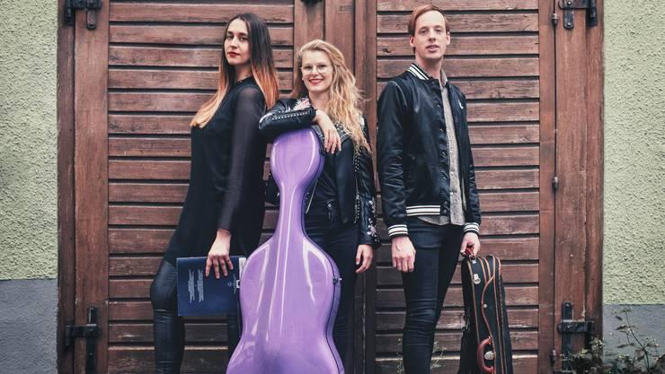 Das Trio Onyx darf die Konzertreihe des Luzerner Sinfonieorchesters eröffnen.