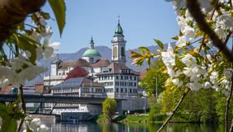 Leserfotos Solothurn Wochenende 18./19. April 2020