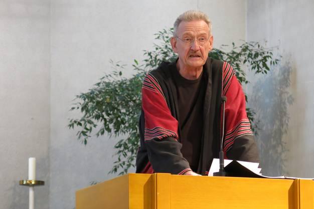 Gastredner Christian Haller
