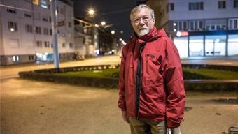Ein sauberes Quartier ist dem 63-jährigen Max Baumgartner ein Anliegen.