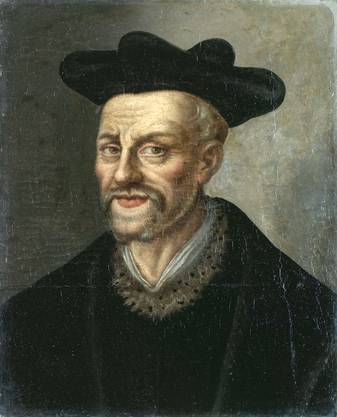 François Rabelais Französischer Schriftsteller der Renaissance