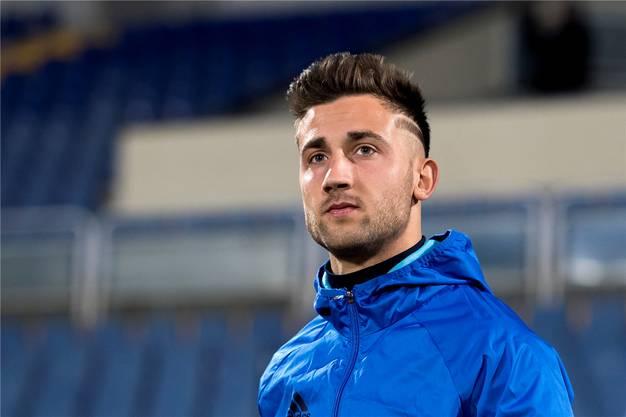 Im Bild: Andraz Sporar in Diensten von Slovan Bratislava. Auch Yann Sommer, Renato Steffen und Behrang Safari könnten mit ihren Teams gegen den FCB gelost werden.