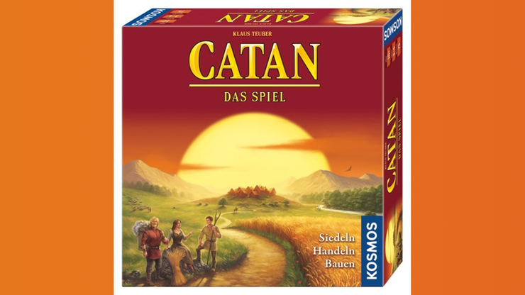 Wunsch-Nr. 40, Baran, 13 Jahre, Kosmos Catan: Das Spiel, Digitec / Galaxus, CHF 28.10