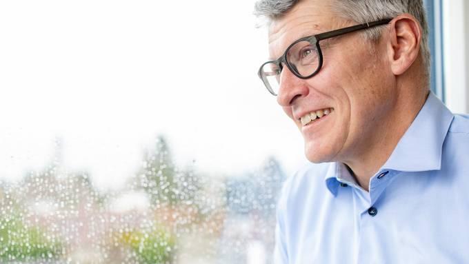 Für die FDP geht Markus Schüpbach ins Rennen um das Stadtpräsidium.