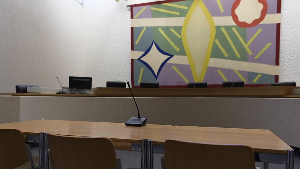 Das Kantonsgericht St. Gallen sprach den 46-jährigen Russen der vorsätzlichen Tötung schuldig. (Archivbild)