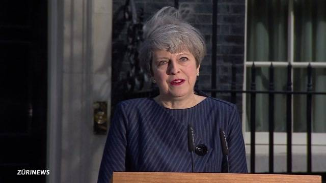 Theresa May will Neuwahlen