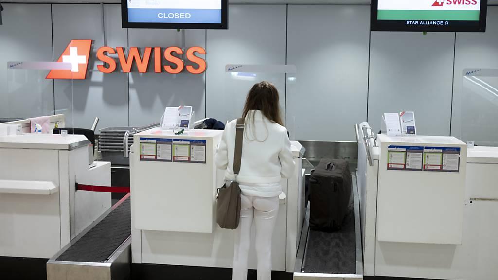 Swiss testet weiteren digitalen Gesundheitsnachweis. (Archiv)