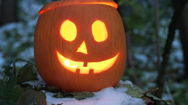 Erfreulich: An Halloween gings ruhig zu und her.