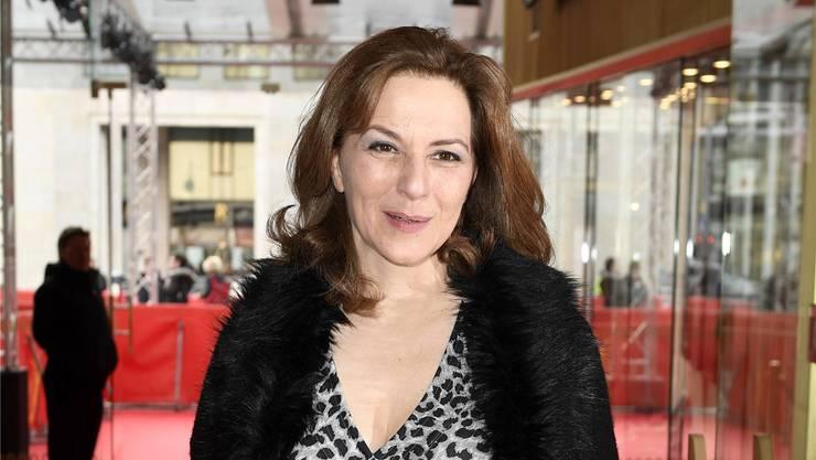 Filmstar Martina Gedeck.