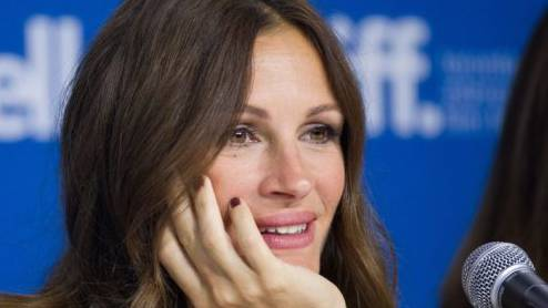 """August: Osage County""-Star Julia Roberts am Dienstag in Toronto"