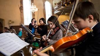 Jubiläum 40 Jahre Musikschule Bremgarten