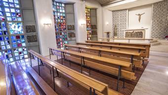 In der Kapelle des Spitals Laufen findet jährlich nur noch ein Gottesdienst statt: an Weihnachten.