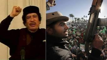 Gaddafi soll noch Monate Krieg führen können.