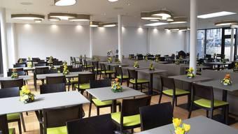 Im Pflegezentrum Süssbach ist die Gastronomie eingestellt.