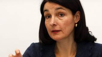 Finanz-Staatsrätin Laura Sadis (FDP)