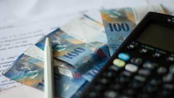 Das Plus von 377'000 Franken wurde um etwa eine Viertelmillion unterschritten. (Symbolbild)