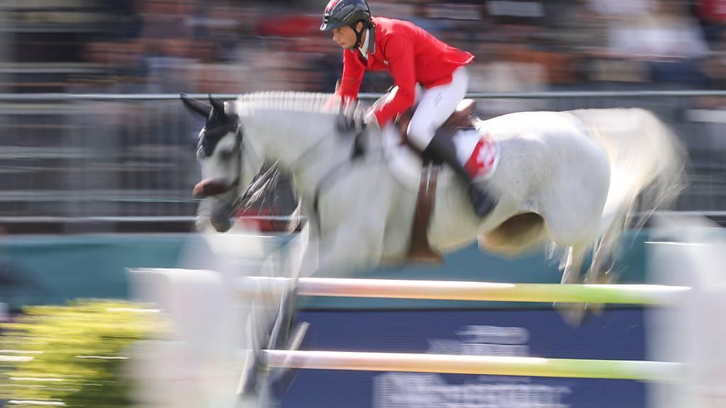 Der Schweizer Equipe gelingt die Olympia-Revanche
