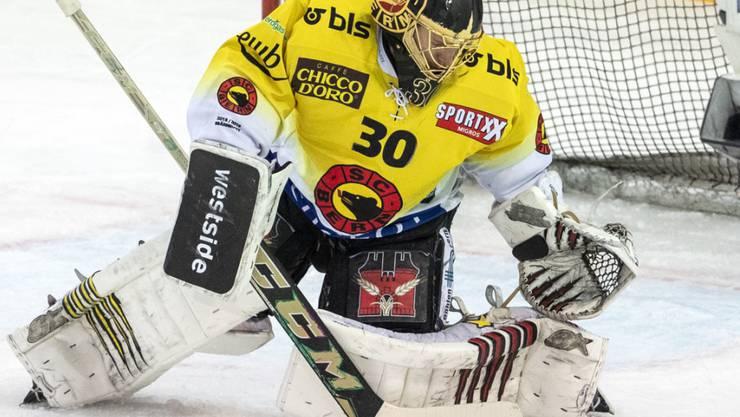 Leonardo Genoni war einer der überragenden Einzelspieler auf dem Weg zum 16. Meistertitel des SC Bern