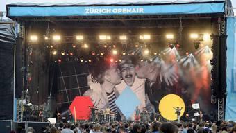 Das Zürich Openair wurde offiziell wegen dem Coronavirus abgesagt (Archivbild)