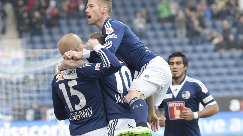FC Luzern - FC Vaduz 2:0 (1:0)