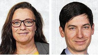 Der Kampf um den zweiten FDP-Sitz wird spannend. Gut im Rennen: Astrid Zeiner und Manuel Mauch.