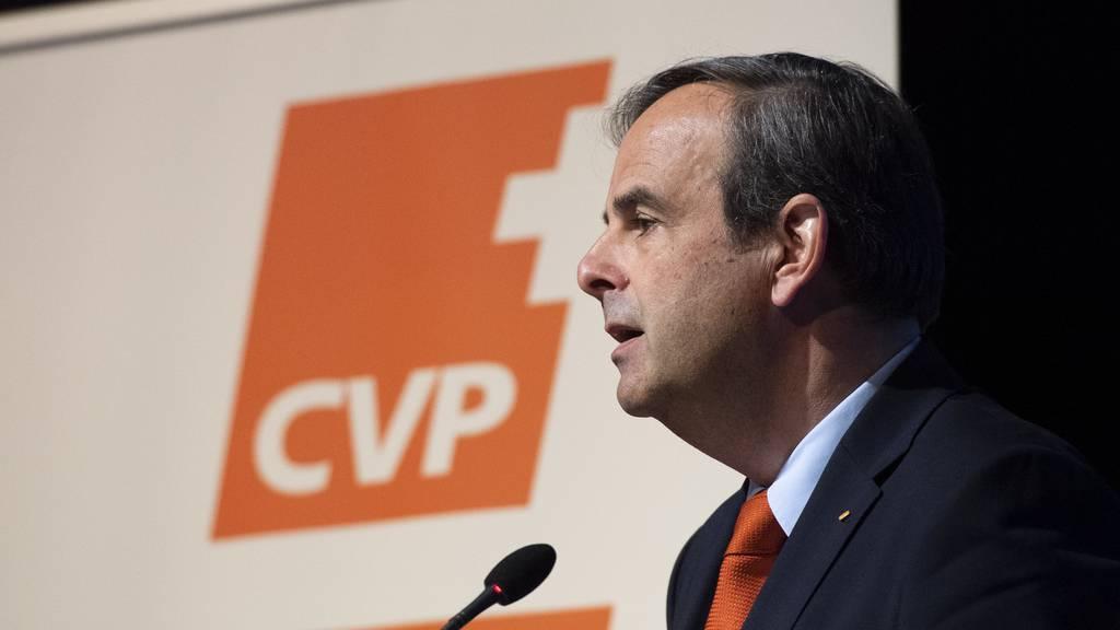 CVP fordert: Die Schweiz muss unabhängiger vom Ausland werden