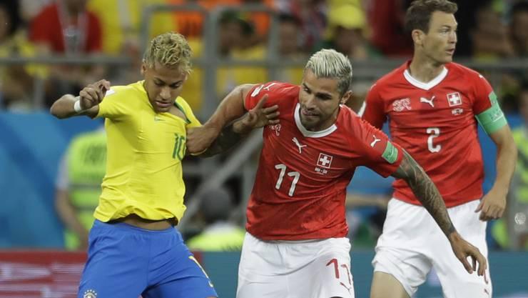 Das scheint insbesondere brasilianischen Fans nicht zu passen.