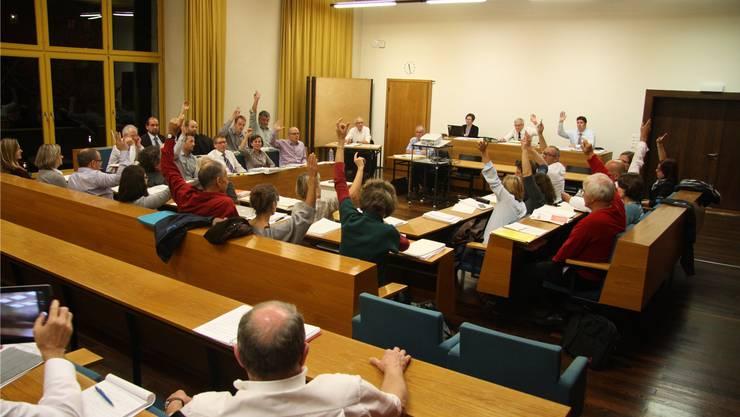 Im Gemeinderat heben sich 21 Hände für den Fusionsvertrag zu «Top 5» – der Entscheid fällt aber wohl Ende Februar an der Urne.