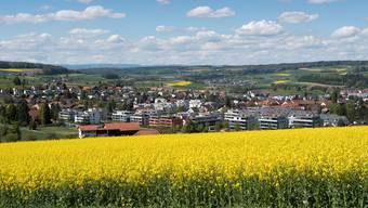 Die Einwohnerzahl Ehrendingens stieg seit der Jahrtausendwende um 42 Prozent – so viel wie in kaum einer anderen Gemeinde im Aargau. (Archiv)