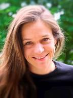 Biochemikerin Prof. Dr. Maria Hondele von der Universität Basel