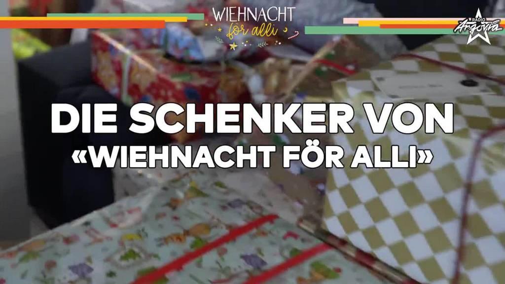 Wiehnacht för alli - Die besten Schenker-Stories