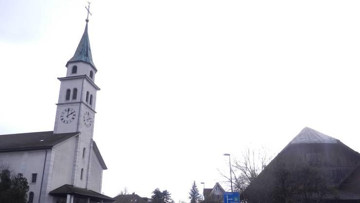 Die Swisscom will im Kirchturm eine Antenne bauen.