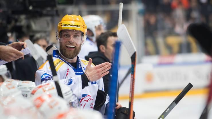 Gesperrt: ZSC-Topskorer Pettersson fehlt im entscheidenden Final